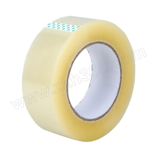 ZKH/震坤行 封箱胶带 T0202 透明 50μm×72mm×50m 1卷