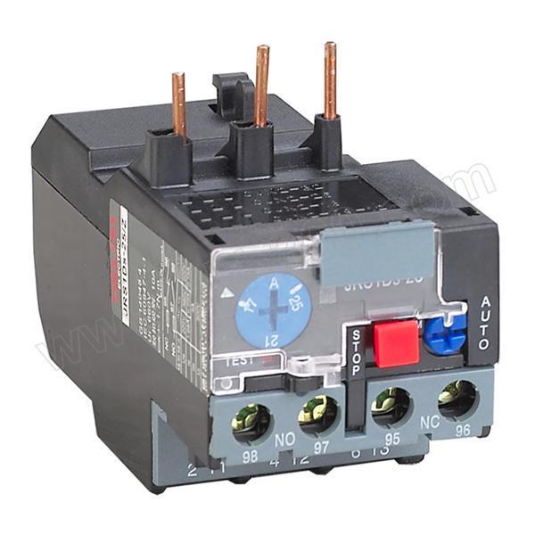 DELIXI/德力西 JRS1Ds热过载继电器 JRS1Ds-25/Z  7.0-10A 1个