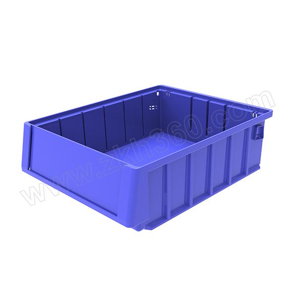 ANWENYING/安稳盈 分隔式零件盒 TK3209_蓝色 300×235×90mm 含透明牌 不含分隔板 1个